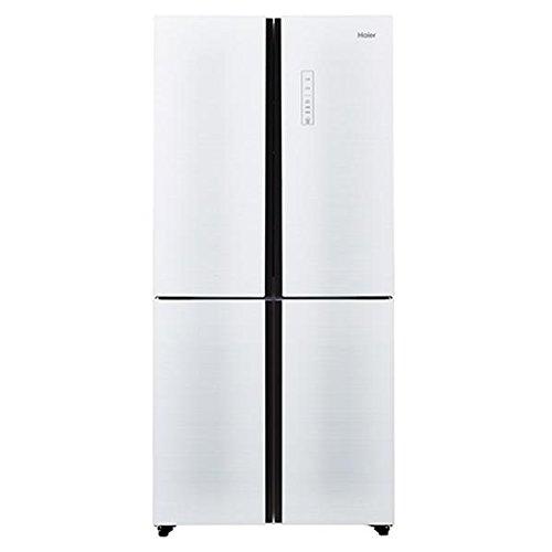 ハイアール 468L 4ドア冷蔵庫 ホワイト JR-NF468A-W