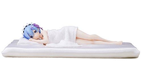 Re ゼロから始める異世界生活 レム添い寝Ver. フィギュア KADOKAWA 1/7 ZF22565