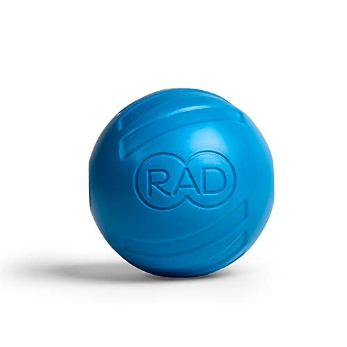 今晩薄いです岩RAD アトム 高密度筋膜リリースツール セルフマッサージで可動性と回復を促します