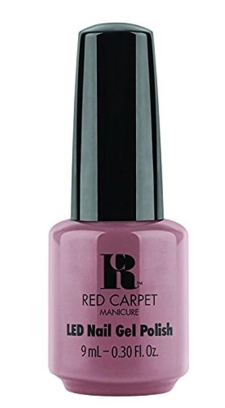 不信スラダム好みRed Carpet Manicure - LED Nail Gel Polish - Call My Agent - 0.3oz/9ml