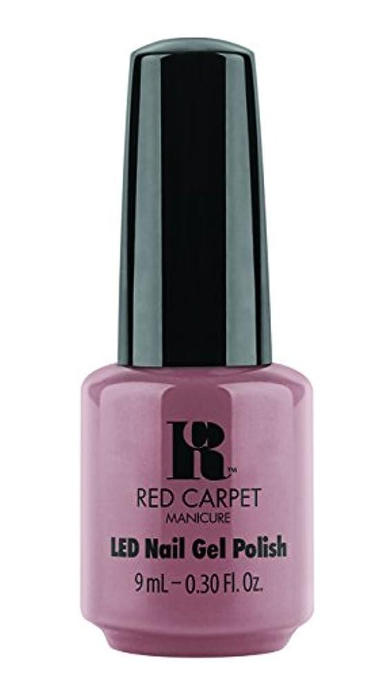 ケージすみません別々にRed Carpet Manicure - LED Nail Gel Polish - Call My Agent - 0.3oz/9ml