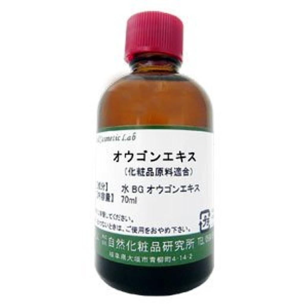 必須要旨セブンオウゴンエキス 70ml 【手作り化粧品原料】