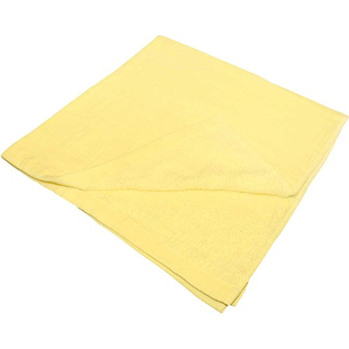 綿100% 湯上り ガーゼ タオル 長方形 4枚組(クリーム)60×120cm