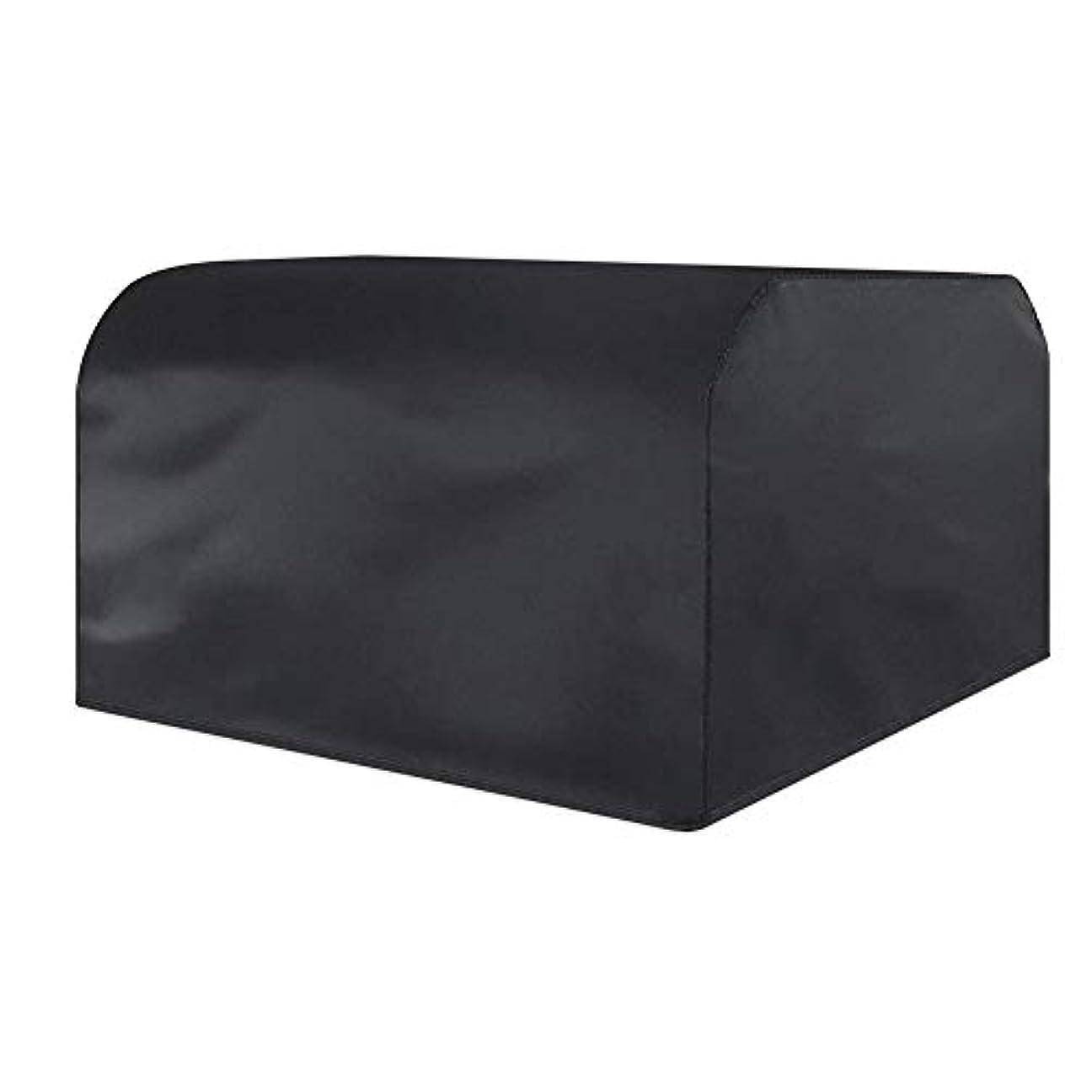 ドラム思いやりのある石灰岩ZEMIN ターポリンタープ 家具 カバー 庭園 屋外 日除け 保護 防水 フィールド 420D オックスフォード布、 カスタマイズ可能、 9サイズ (色 : 黒, サイズ さいず : 162x242x100cm)