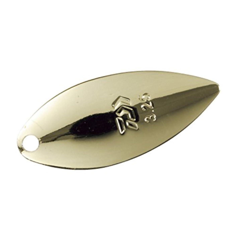 印象派ブリーフケース防止ダイワ(Daiwa) ブレイド チューンユニット シーバス モアザン リアルスピン用 #2.5-S G