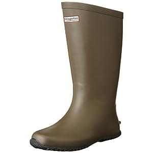 [クラインガルテン] 長靴 農業長靴 ロール底【インソール入り】 CM-2901 ブラウン 23 cm 2E