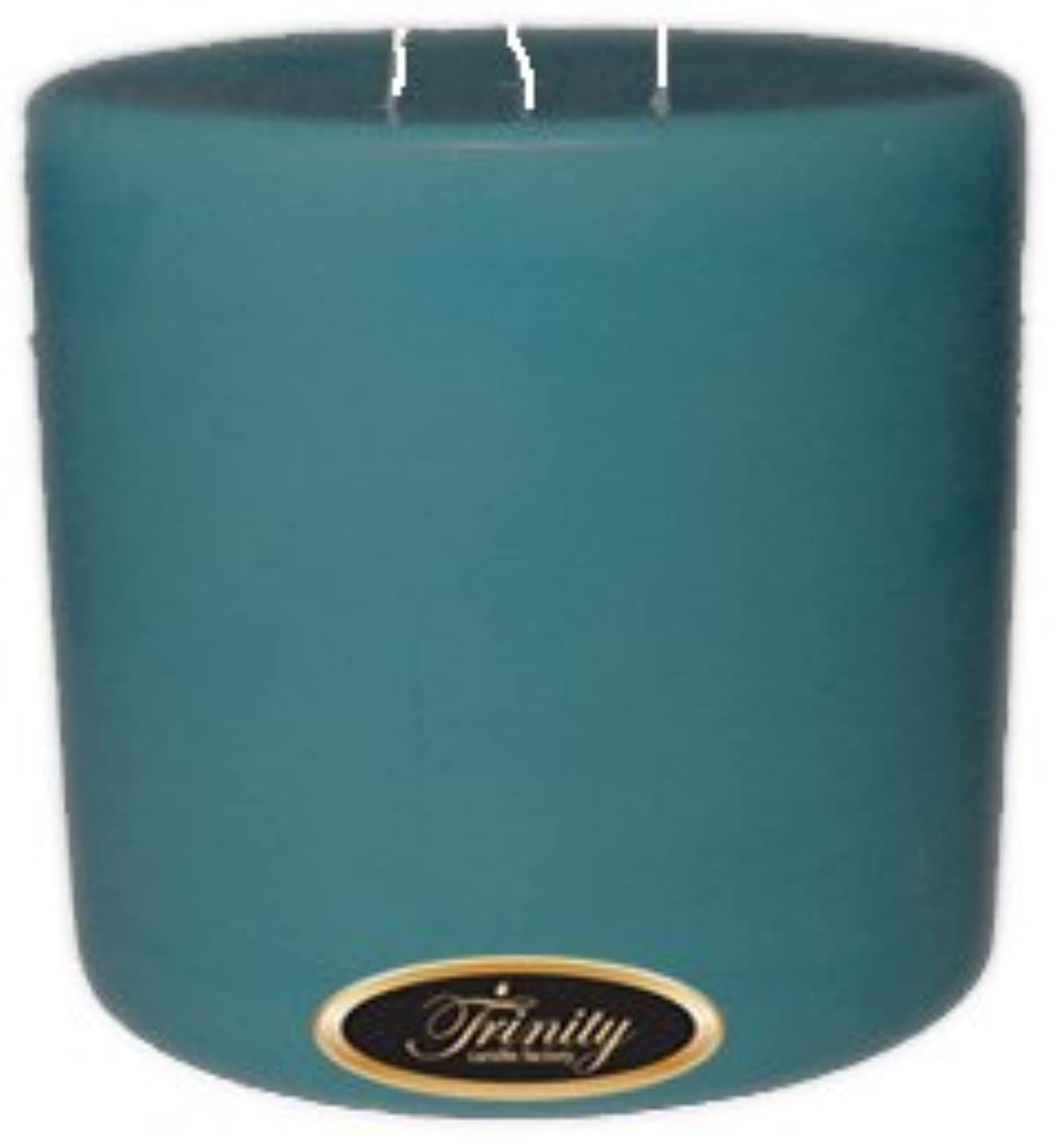 重大機密植生Trinity Candle工場 – マウイBreeze – Pillar Candle – 6 x 6