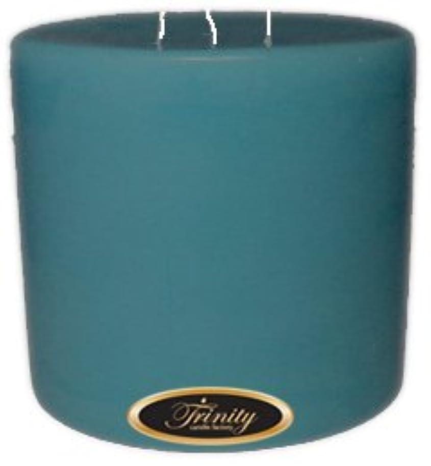 無限虐殺部屋を掃除するTrinity Candle工場 – マウイBreeze – Pillar Candle – 6 x 6