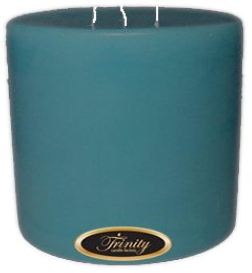 庭園テーブルを設定するオプショナルTrinity Candle工場 – マウイBreeze – Pillar Candle – 6 x 6