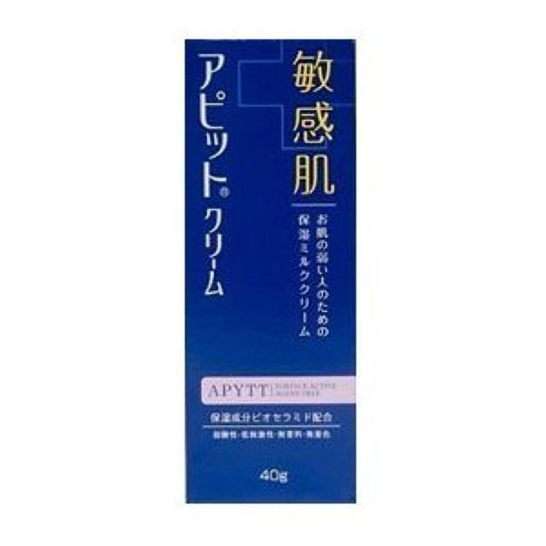 粘り強い先に歯全薬工業 アピットクリーム 40g×3個セット (医薬部外品)