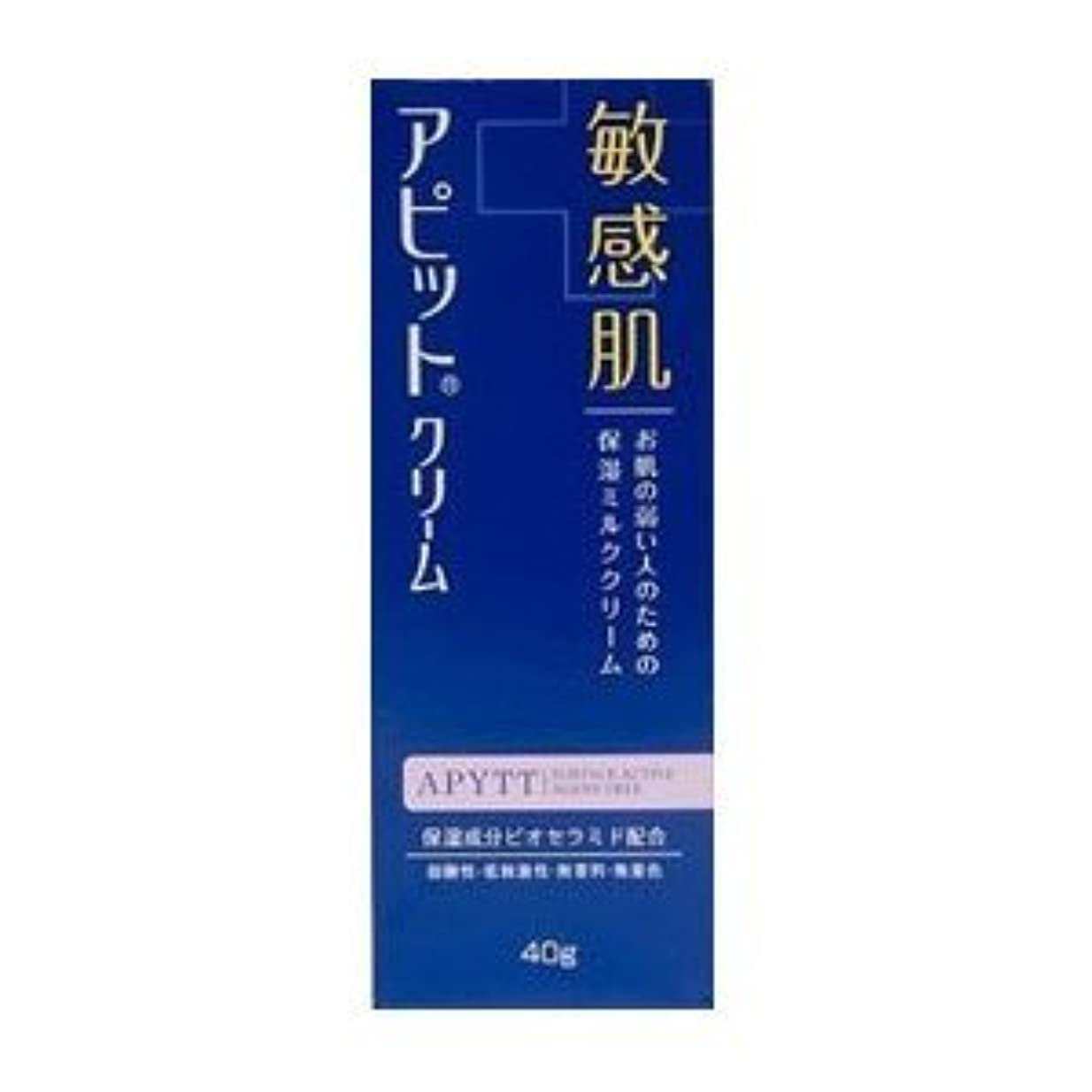 退院凍結ホイスト全薬工業 アピットクリーム 40g×3個セット (医薬部外品)