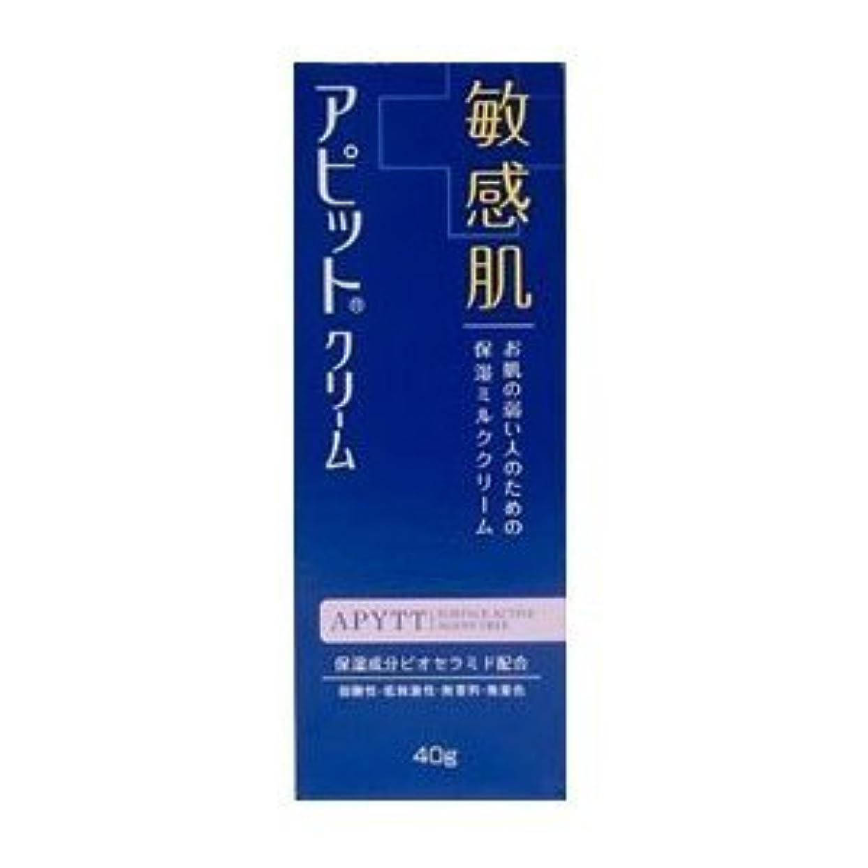 道徳やるトランスペアレント全薬工業 アピットクリーム 40g×3個セット (医薬部外品)