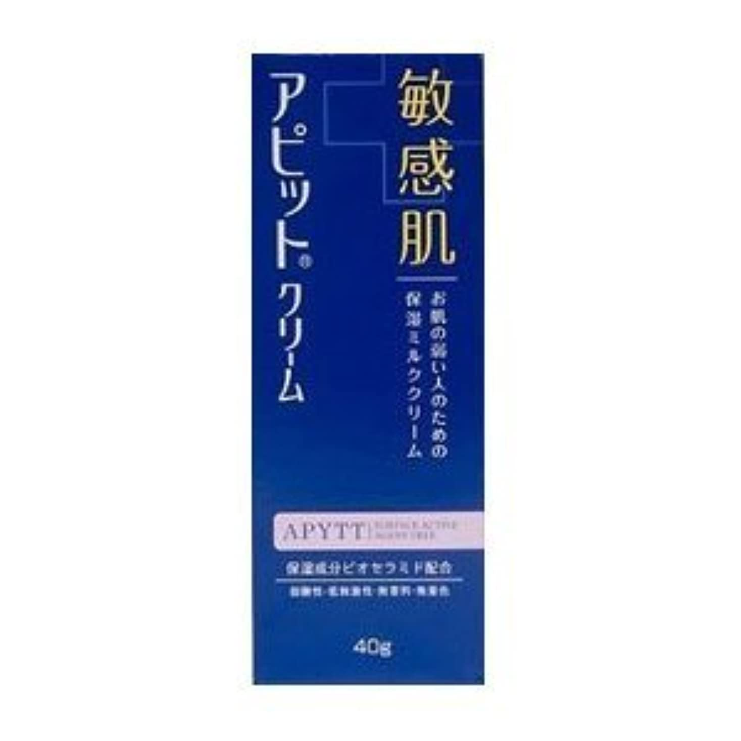 頑丈遊具ドル全薬工業 アピットクリーム 40g×3個セット (医薬部外品)