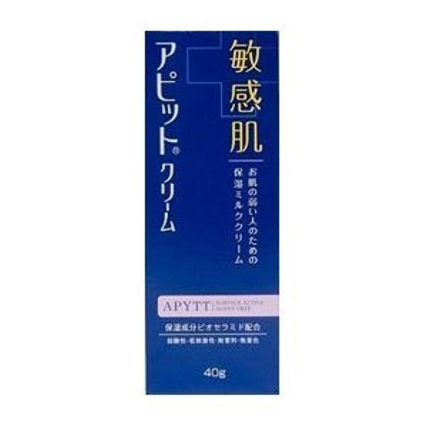刺繍解釈的にじみ出る全薬工業 アピットクリーム 40g×3個セット (医薬部外品)