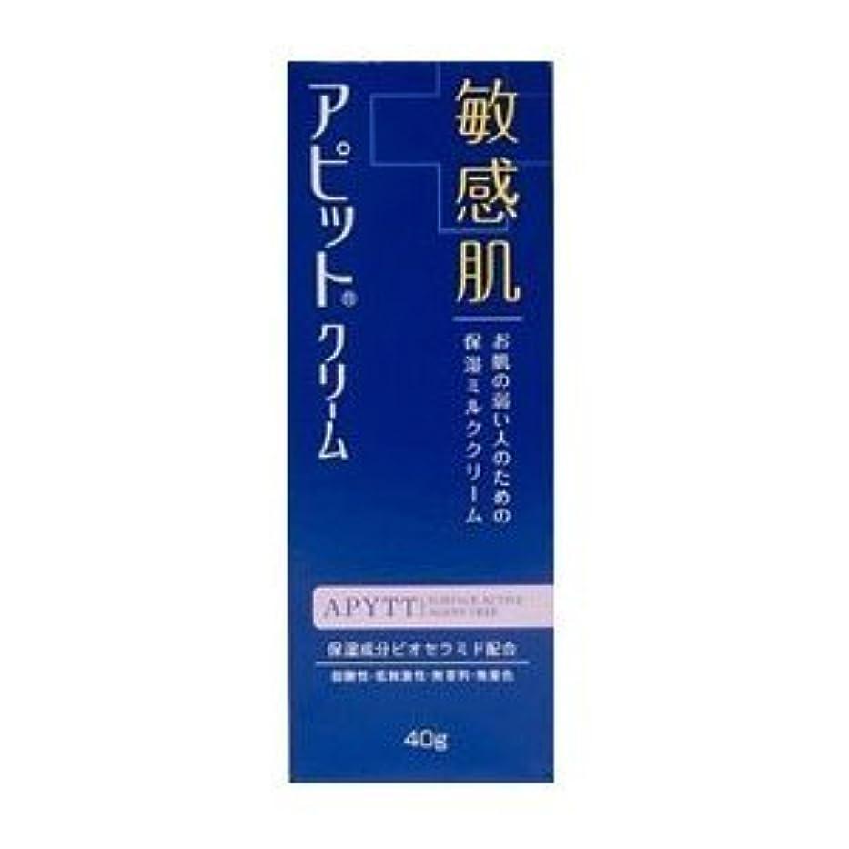 蜂乱闘レイア全薬工業 アピットクリーム 40g×3個セット (医薬部外品)