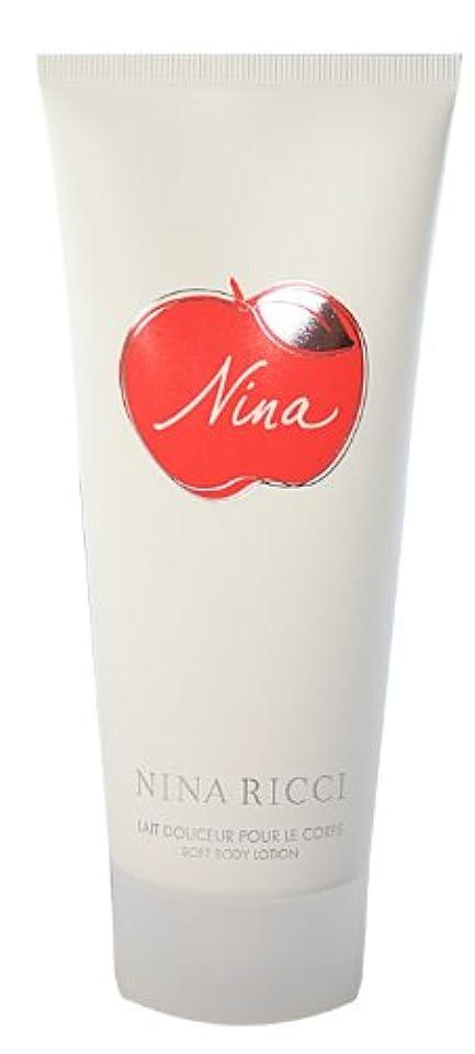 信じる移住する不和Nina Ricci Nina 200ml