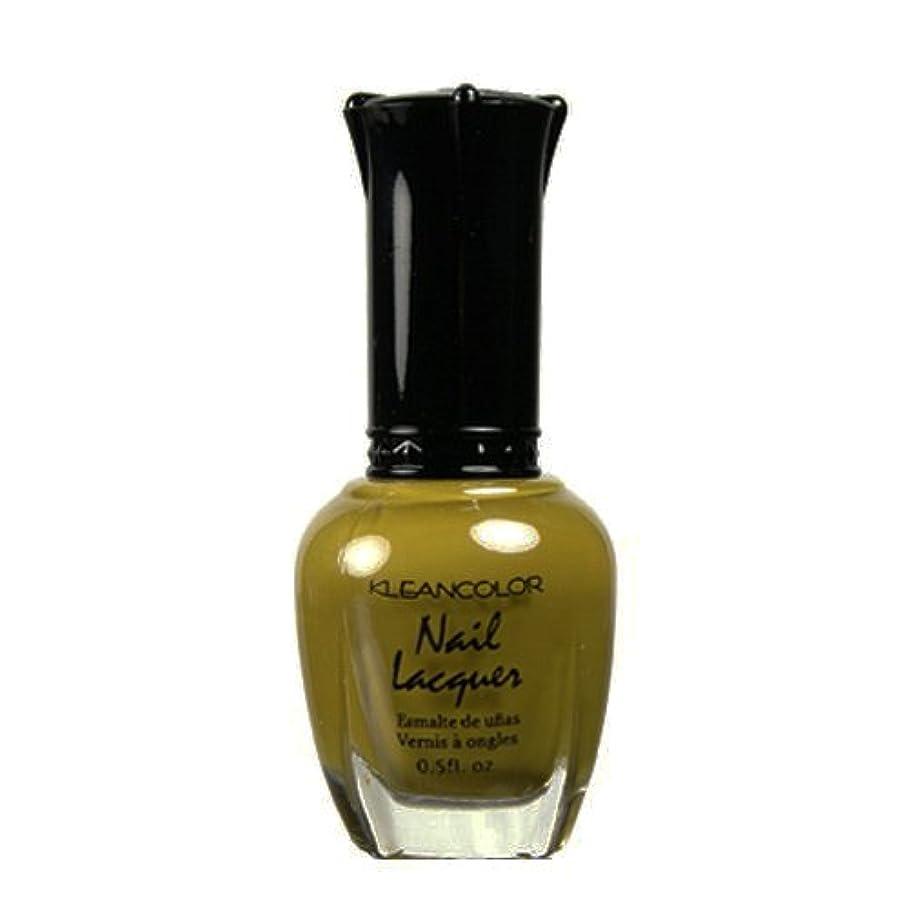 連合気味の悪いアトラスKLEANCOLOR Nail Lacquer 2 - Fashionista (並行輸入品)