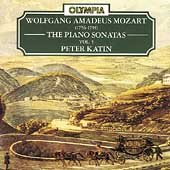 Mozart;Cpte.Piano Sons.5