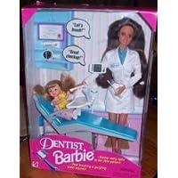 バービー 歯医者 ブルネット 131002fnp [並行輸入品]