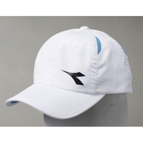 ディアドラ(DIADORA) キャップ メンズ DTA7730 9069:ホワイト×エステートブルー F