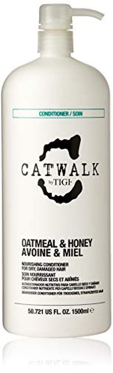 臭いパネルきらめきCatwalk Oatmeal & Honey Nourishing Conditioner