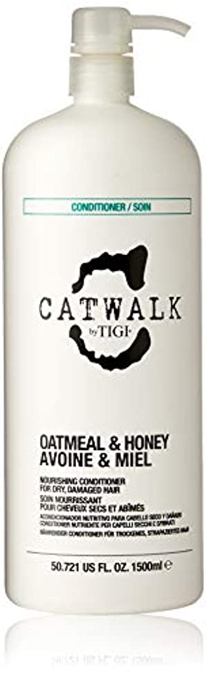 ビジョン実施する不明瞭Catwalk Oatmeal & Honey Nourishing Conditioner