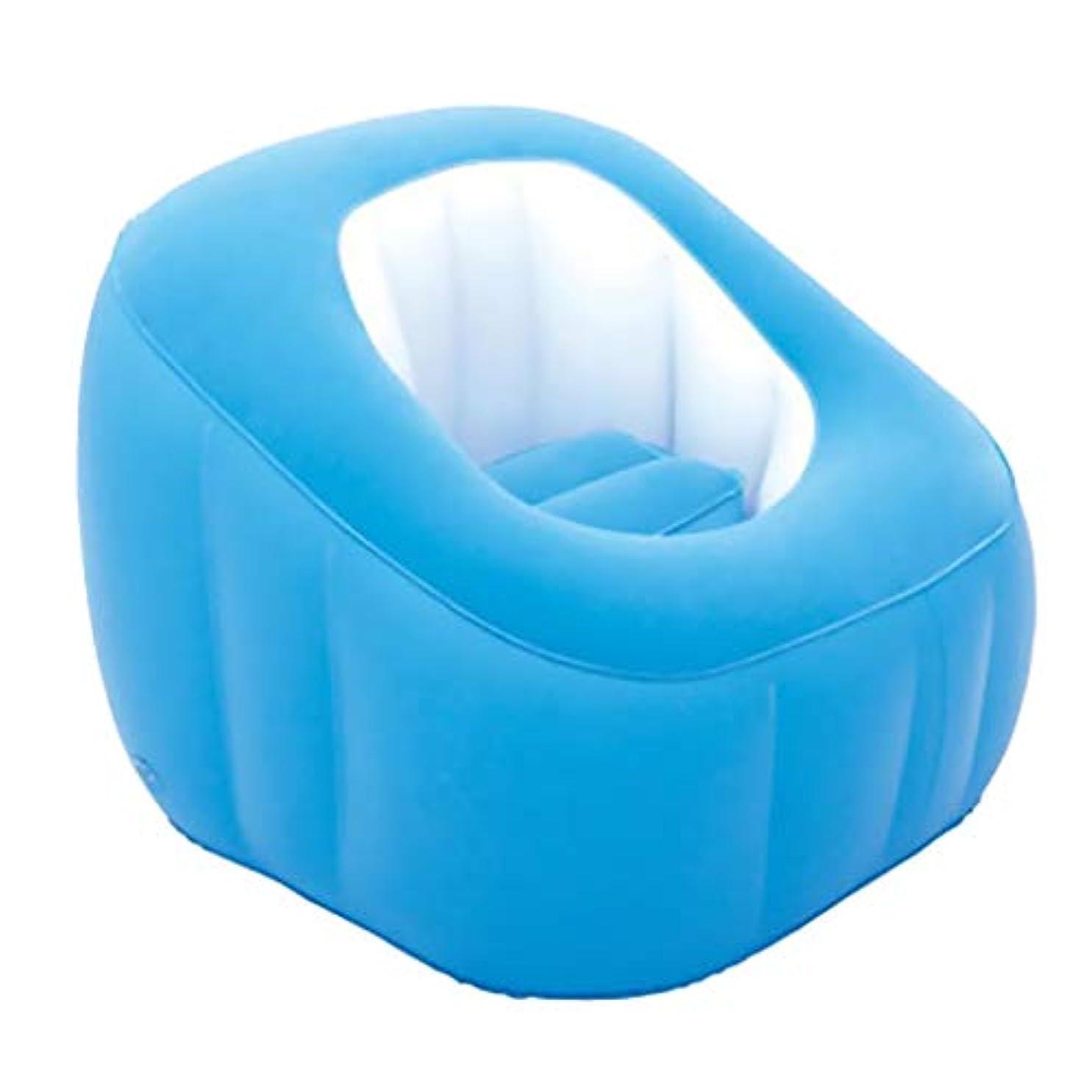開始寸法資本Perfeclan インフレータブル椅子 エアソファ エア椅子 インフレータブルラウンジャー