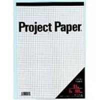 生活日用品 (業務用100セット) プロジェクトペーパー PPA45S A4 5mm方眼