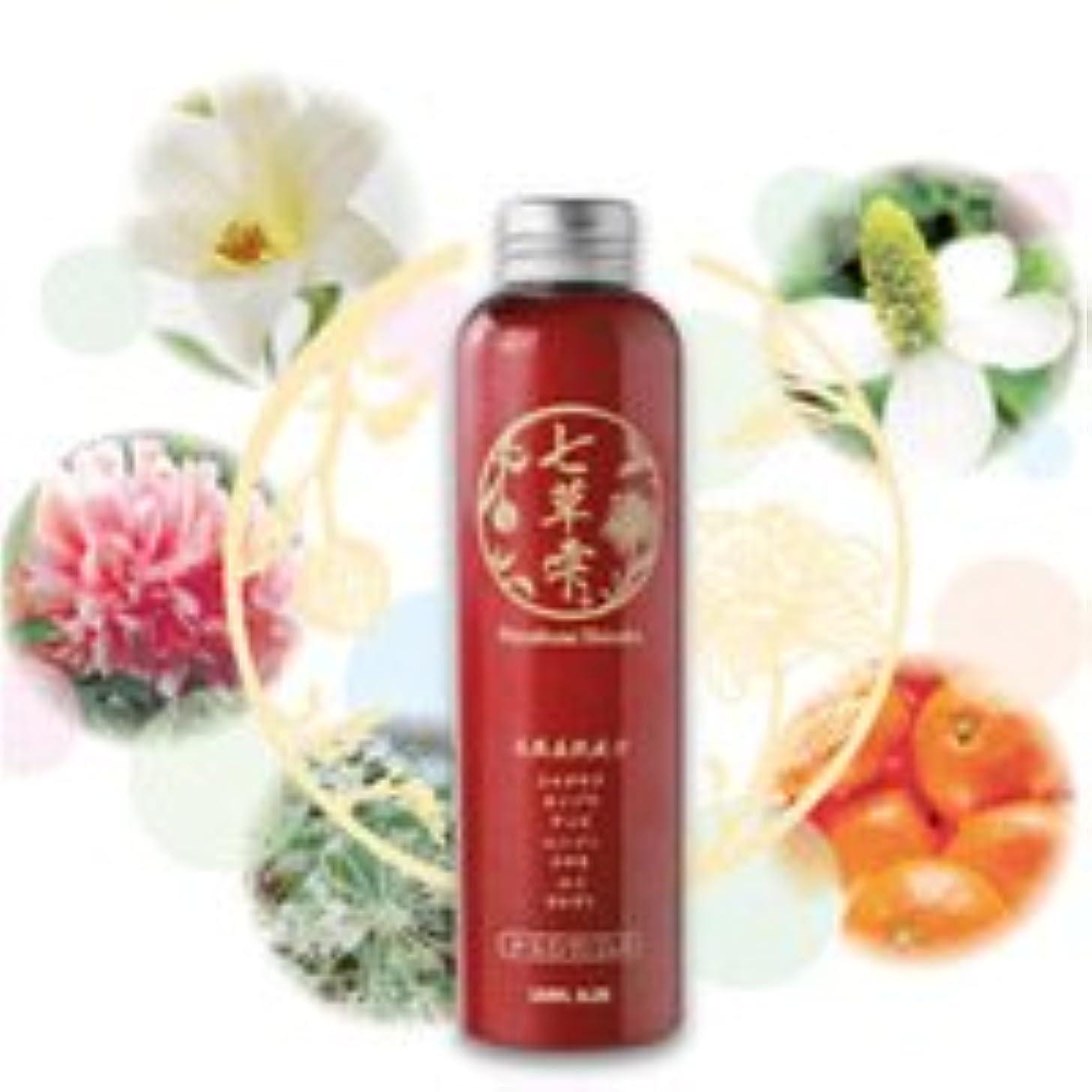 シェア集中的な完了七草雫 化粧水 さっぱりタイプ 200ml / フタバ化学 リーブルアロエ
