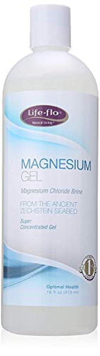 繊維リサイクルする巡礼者マグネシウム ジェル 16 fl oz (473 ml)