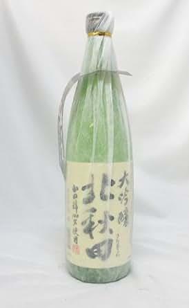 北鹿 大吟醸 北秋田(秋田) 720ML 1本