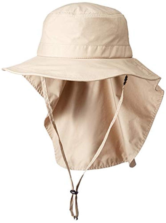 朝立証する合法[マーモット] 帽子 サンブラインドスローチハット メンズ