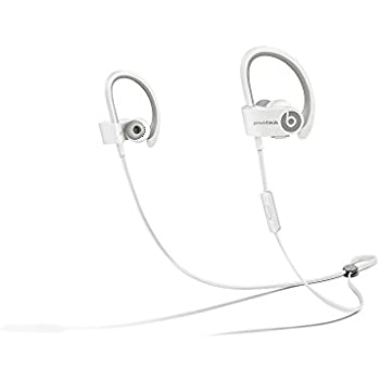 【国内正規品】Beats by Dr.Dre Powerbeats2 Wireless Bluetooth対応 カナル型ワイヤレスイヤホン スポーツ向け ホワイト MHBG2PA/A