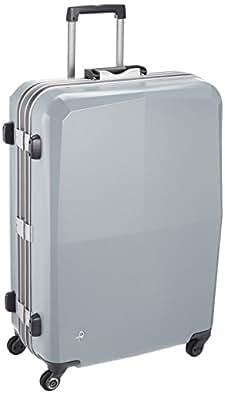 [プロテカ] スーツケース 日本製 エキノックスライトオーレ サイレントキャスター 保証付 81L 68 cm 4.6kg シルバー