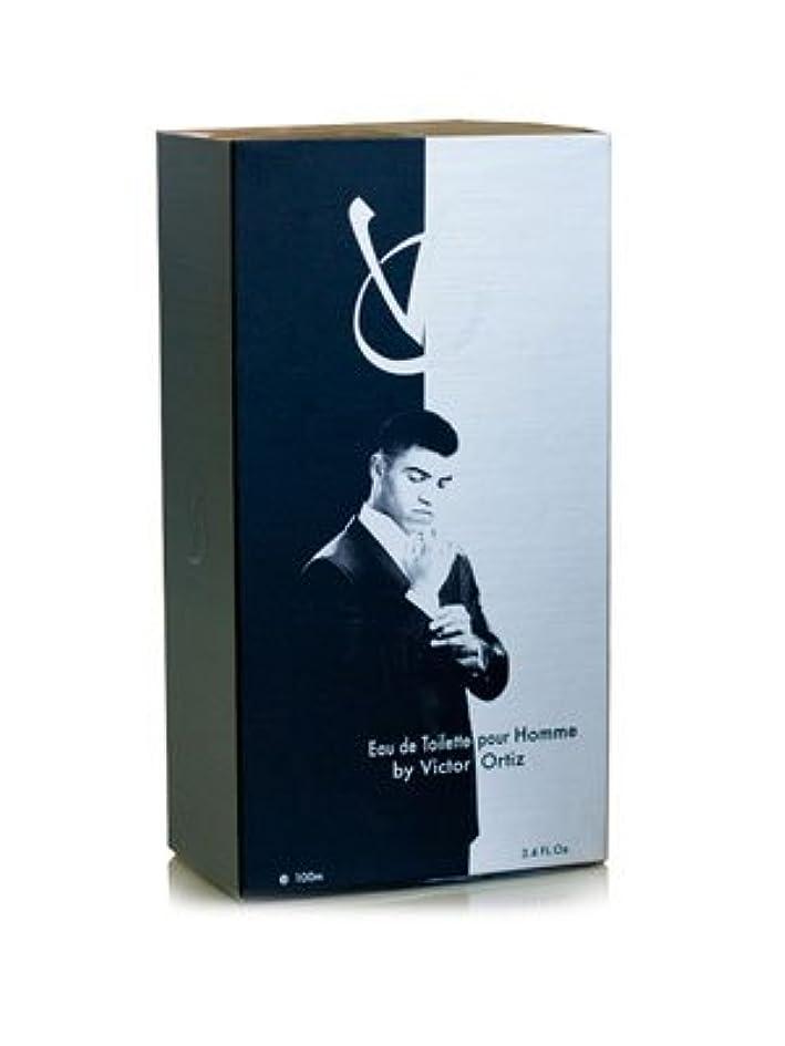 弾力性のある前部結核VO (ブイ オー) 3.4 oz (100ml) EDT Spray by Victor Ortiz for Men