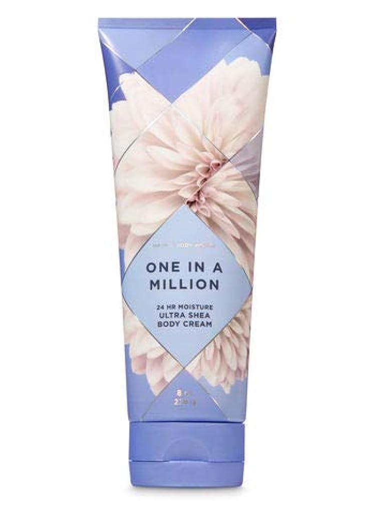 鉄殉教者モンスター【Bath&Body Works/バス&ボディワークス】 ボディクリーム ワンインアミリオン Ultra Shea Body Cream One in a Million 8 oz / 226 g [並行輸入品]