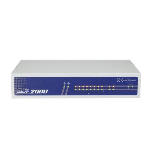 マイクロリサーチ NetGenesis GigaLink2000 MR-GL2000