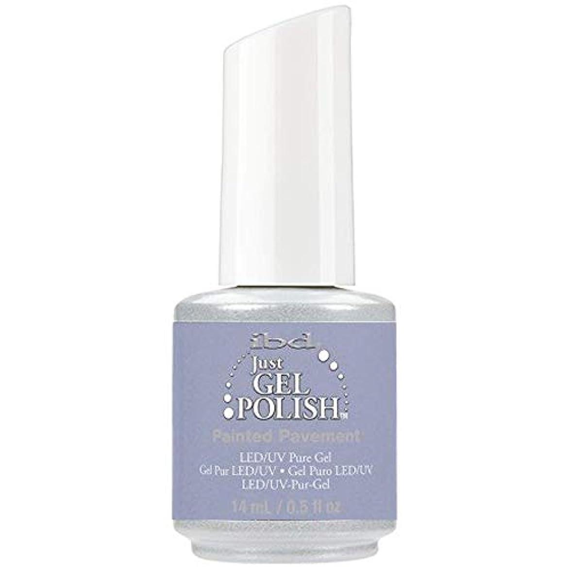 ibd Just Gel Nail Polish - Painted Pavement - 14ml / 0.5oz