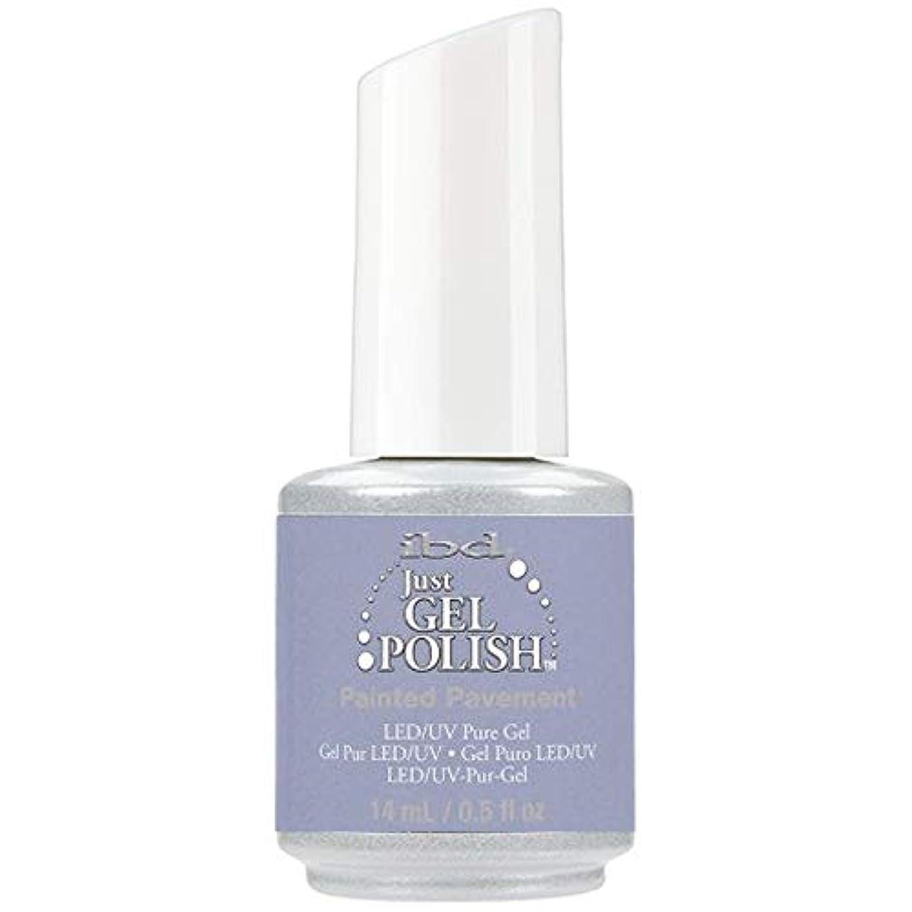 刺繍補助全国ibd Just Gel Nail Polish - Painted Pavement - 14ml / 0.5oz
