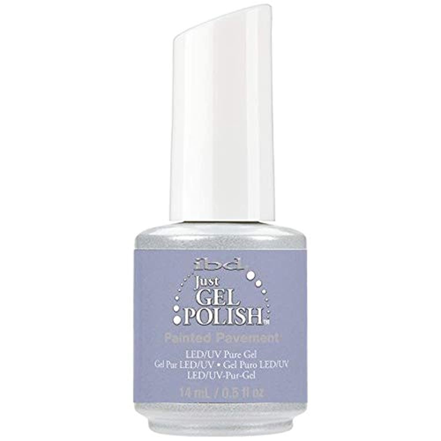 姿勢舗装するコーチibd Just Gel Nail Polish - Painted Pavement - 14ml / 0.5oz