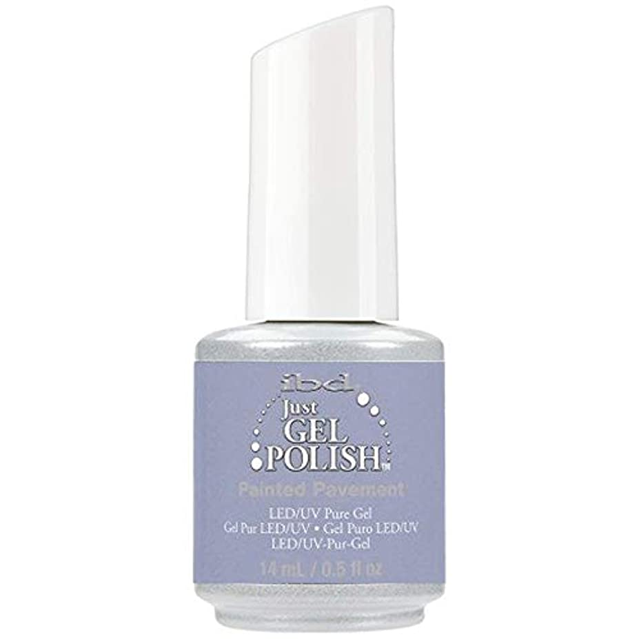 応用性能好奇心盛ibd Just Gel Nail Polish - Painted Pavement - 14ml / 0.5oz