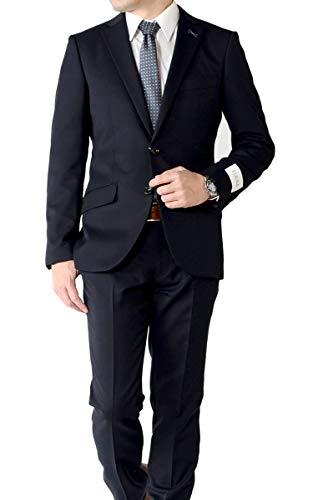 7a025bcf8451c アウトレットファクトリー)OUTLET FACTORY 春夏メンズスーツ FICCE フィッチェ スリムスーツ 2ツボタン