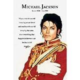 スリラー35周年記念 MICHAEL JACKSON マイケルジャクソン - Loved / ポスター 【公式 / オフィシャル】