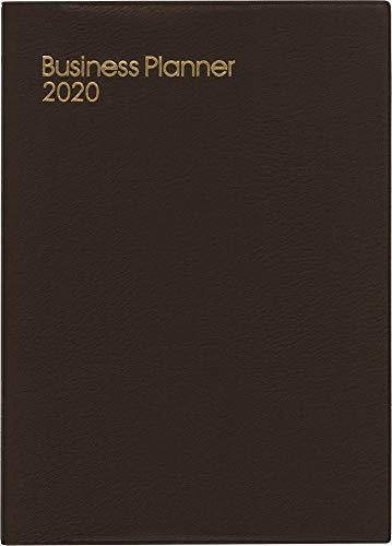 博文館 手帳 2020年 B5 ウィークリー ビジネスプランナー 茶 (2020年 1月始まり) 博文館新社 No.73