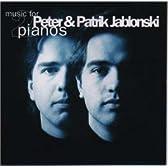 ガーシュウィン:ラプソディ・イン・ブルー、(アイ・ガット・リズム)による変奏曲 / リスト:ドン・ジョヴァンニの回想 / ルトスワフスキ:パガニーニの主題による変奏曲