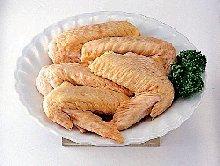 自然食品のたいよう 山口県産 秋川牧園の安心若鶏 手羽元 300g 冷凍 2個セット