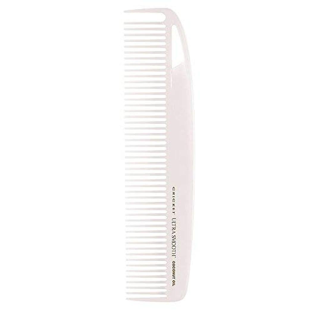 静的誠意精度Ultra Smooth Coconut Dressing Comb [並行輸入品]