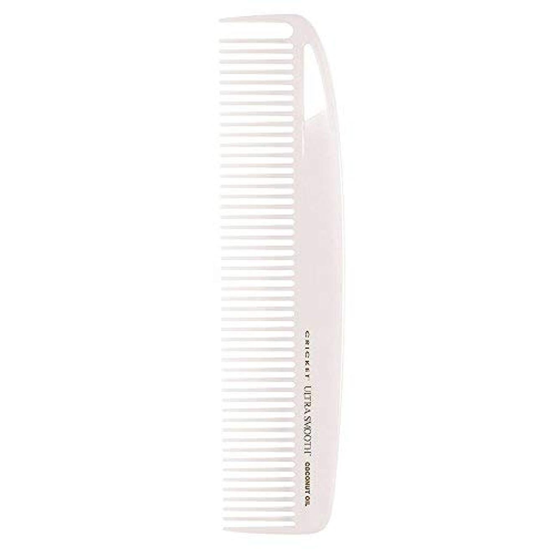 減る偏心圧縮されたUltra Smooth Coconut Dressing Comb [並行輸入品]