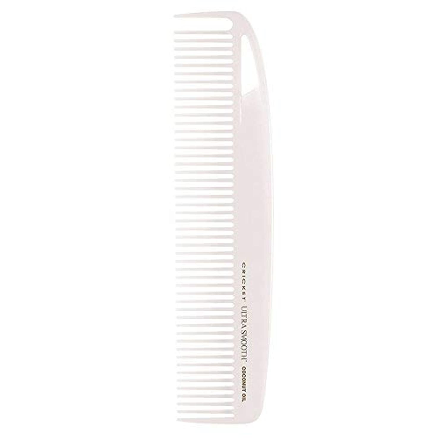 子供っぽい入場料ルーチンUltra Smooth Coconut Dressing Comb [並行輸入品]
