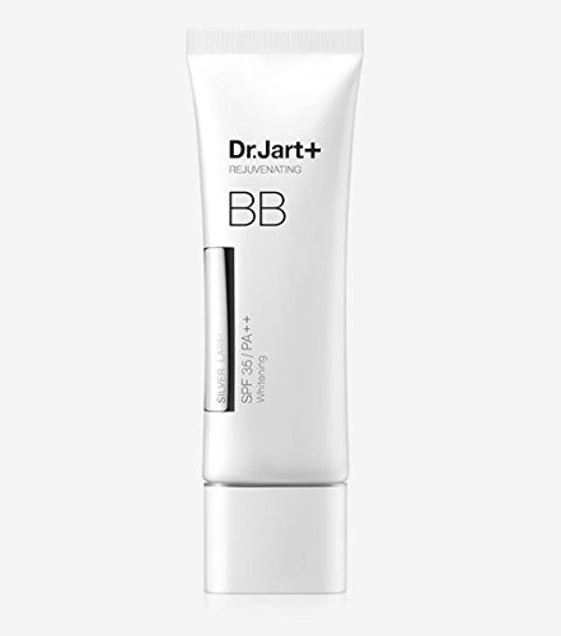 手書きアーティキュレーションロッジ[Dr. Jart] Silver Label BB Rejuvenating Beauty Balm 50ml SPF35 PA++/[ドクタージャルト] シルバーラベル BB リジュビネイティング ビューティー バーム...